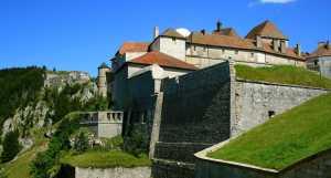 Château de Joux, perle du Haut-Doubs