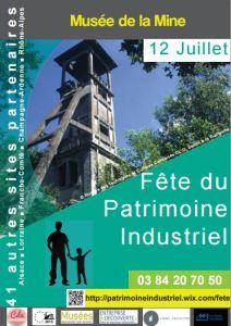 Fête patrimoine industriel