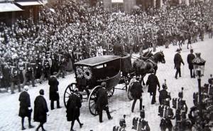 1er juin 1885 - Obsèques de Victor Hugo