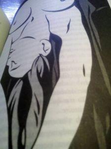 La femme de papier - illustration